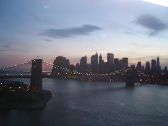 Manhattan Bridge: New York, État de New York, États-Unis