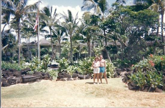 ปัวปู, ฮาวาย: Barb & Dave Kauai,Hawaii 1989