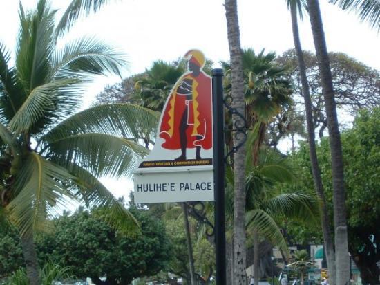 ไคลูอา-โคน่า, ฮาวาย: Kona palace