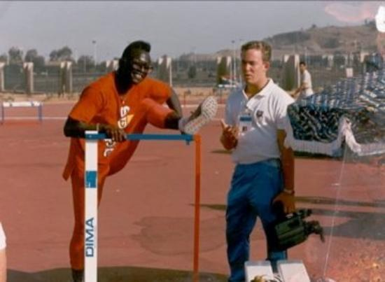 Annaba Algeria 1988 - All African Track and Field Championships