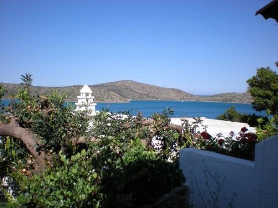 เอเลาน์ดา, กรีซ: Another view from our room