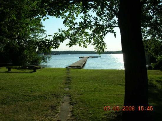 Cedar Lake, IN: My backyard in Indiana