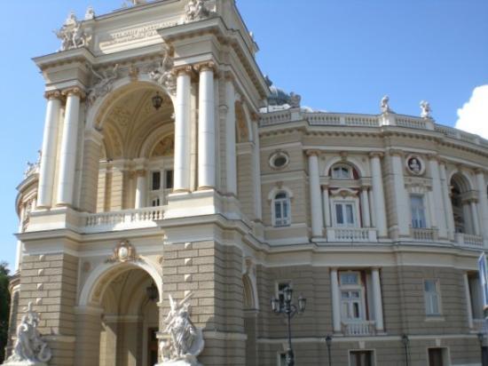โอเดสซา, ยูเครน: Опера