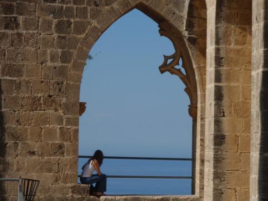Kyrenia, ไซปรัส: Bellpais