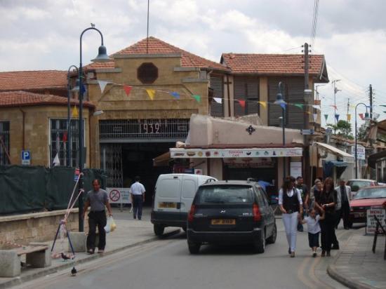 นิโคเซีย, ไซปรัส: North Nicosia - Belediye Pazari