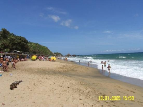 La Guaira, Венесуэла: Playa Larga