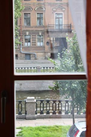 Alexander House: View from window