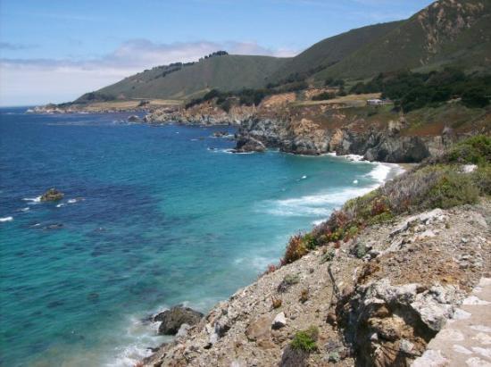 บิกซูร์, แคลิฟอร์เนีย: Pix up on yesterday's blog post, working on today's!