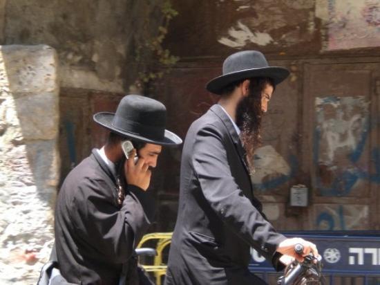 เปตรา/วาดีมูซา, จอร์แดน: Israele , Gerusalemme