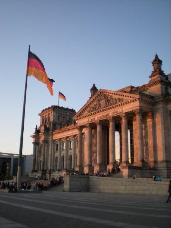 สภาผู้แทนราษฎรเยอรมัน ภาพถ่าย