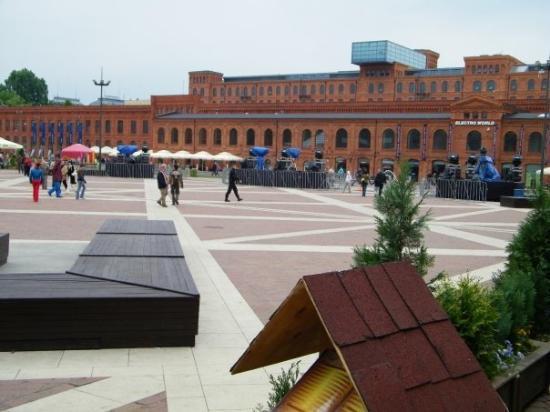 ลอดซ์, โปแลนด์: LODZ (pologne)