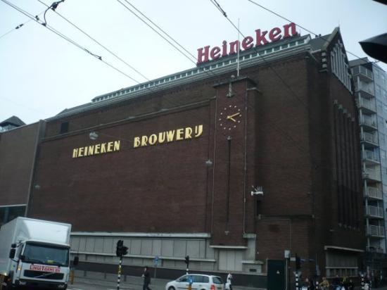 Heineken Experience: Fabrica de Heineken