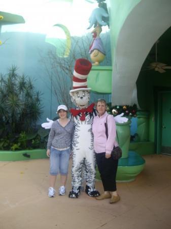 ยูนิเวอร์ซัลส์ ไอส์แลนด์ ออฟ แอดเวนเจอร์: The Cat in the Hat Universal Studios