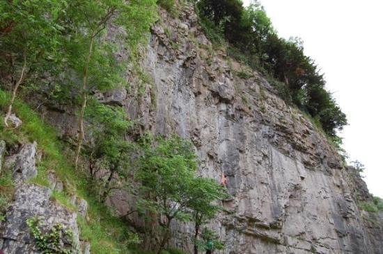 Cheddar Caves & Gorge ภาพถ่าย
