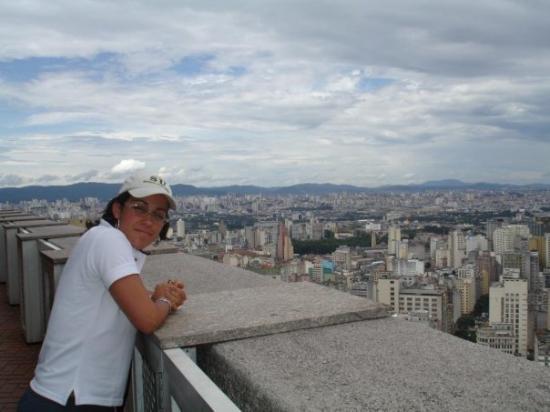 Farol Santander: Sao Paulo city