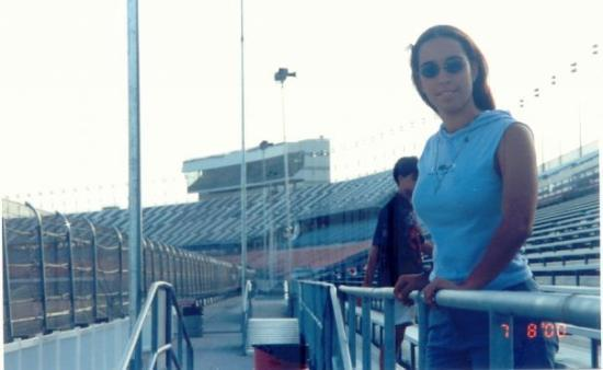 เดย์โทนาบีช, ฟลอริด้า: La pista de Daytona