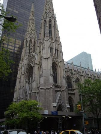 St. Patrick's Cathedral: The Place Where The Corleone Family Got Their First Names And Got Married