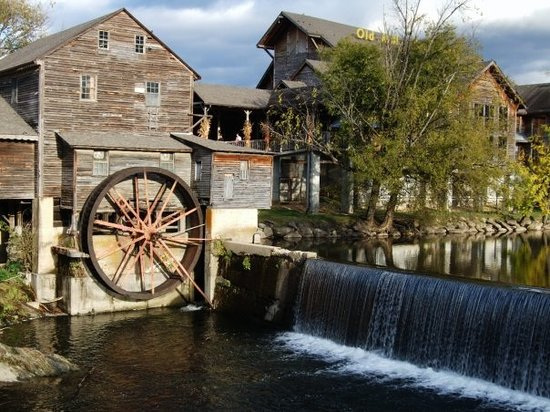 ‪The Old Mill‬