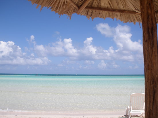 Cayo Coco, คิวบา: beach