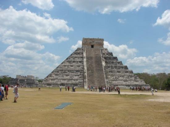 El Castillo: Chichen Itza!!!1