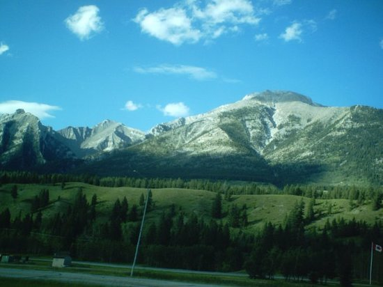 Edmonton, Canadá: Rockies