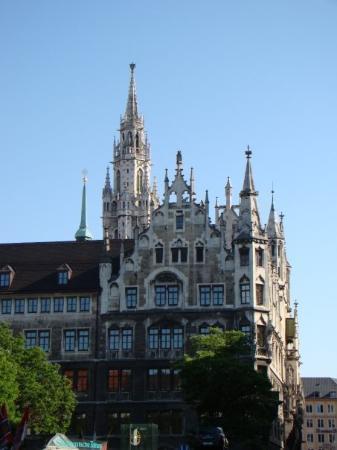 New Town Hall (Neus Rathaus): Munich city hall