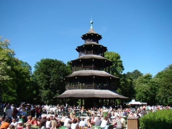 อิงลิชการ์เดน: Munich English Garden