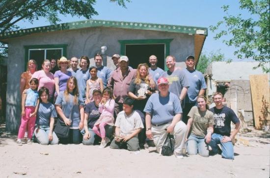 ชีวาวา, เม็กซิโก: Casa's Team