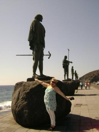 Los Cristianos, Spania: I am the queen of the world!!!!!!!!!!!!