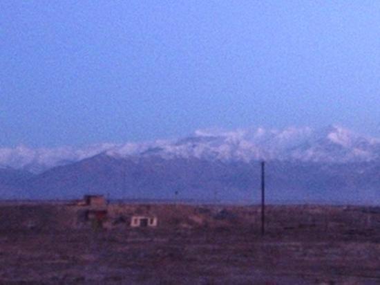 Bagram, อัฟกานิสถาน: Afghan landscape 2004