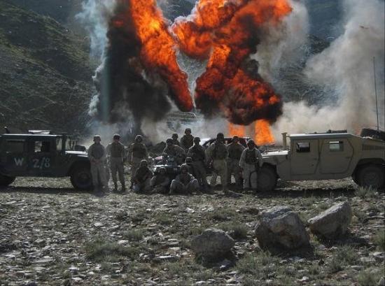 Bagram, อัฟกานิสถาน: Afghanistan 2004
