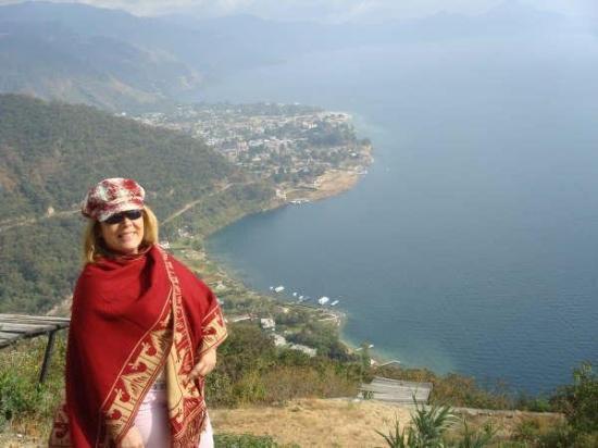 อันตีกวา, กัวเตมาลา: Guatemala vista del Lago Atitlan, simplemente hermoso!!!