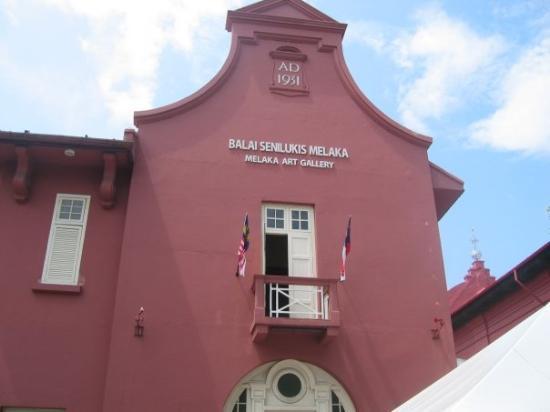 Christ Church: Melaka Malaysia