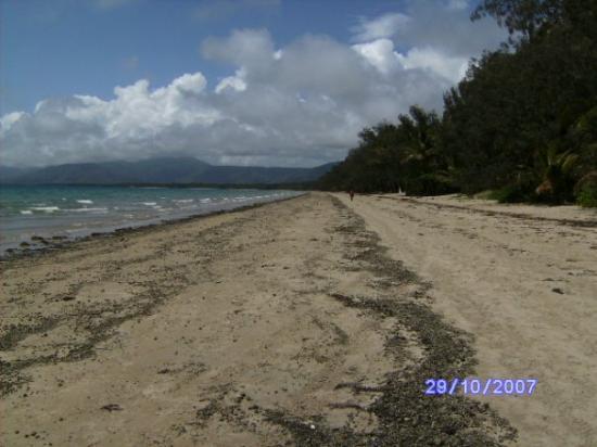 พอร์ตดักลาส, ออสเตรเลีย: 4 mile beach,Port Douglas