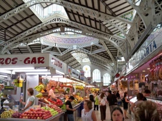 Central Market (Mercado Central): el mercado central