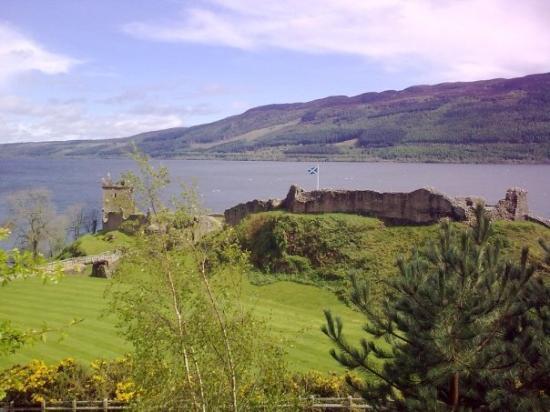 Loch Ness: Lago Ness.Escocia