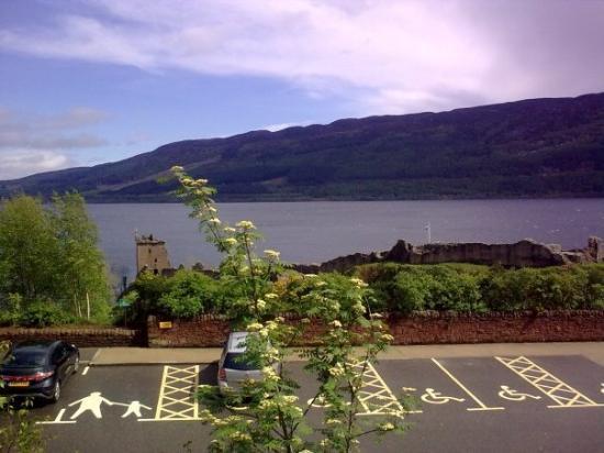 Loch Ness: Lago Ness. Escocia