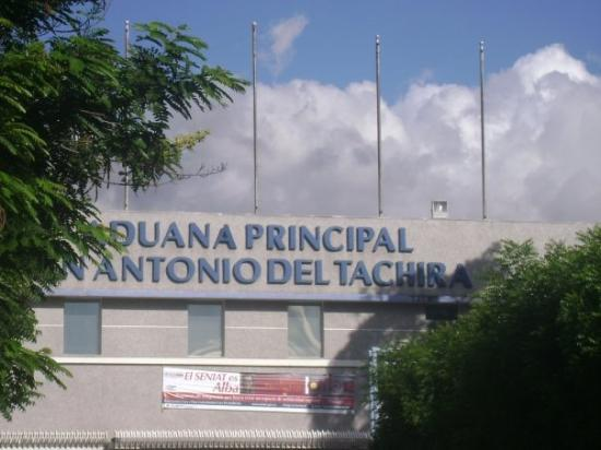 San Antonio del Tachira, Venezuela: Aduana Principal