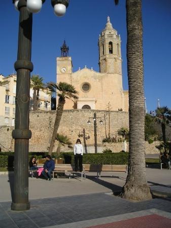 ซิตเกส, สเปน: Sitchesssssssss... Una pinturita!