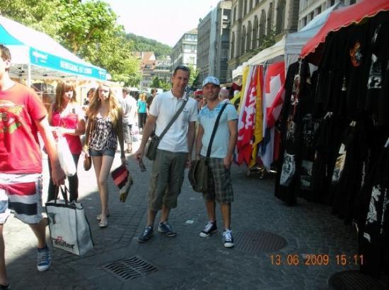 ทัน, สวิตเซอร์แลนด์: THUN-SVIZZERA