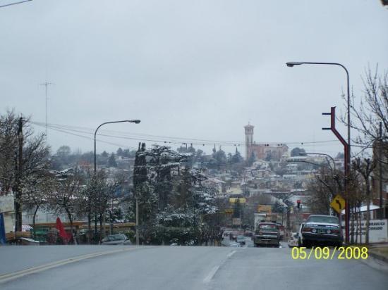 La Falda, mi pekeña ciudad, una verdadera atraccion :-p