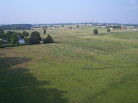 อุทยานทหารแห่งชาติเกตตีสเบิร์ก: Gettysburg Battlefield