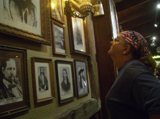 เดดวูด, เซาท์ดาโคตา: Museum inside Saloon No. 10 in Deadwood