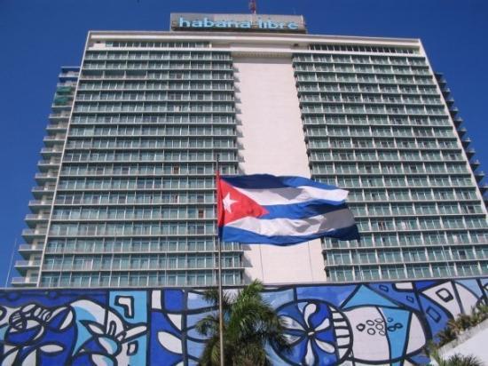 hotel tryp habana libre: fotografía de Tryp Habana Libre ...