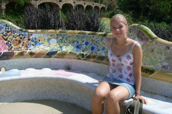 Gaudi House Museum: im Gaudi Park in Barcelona