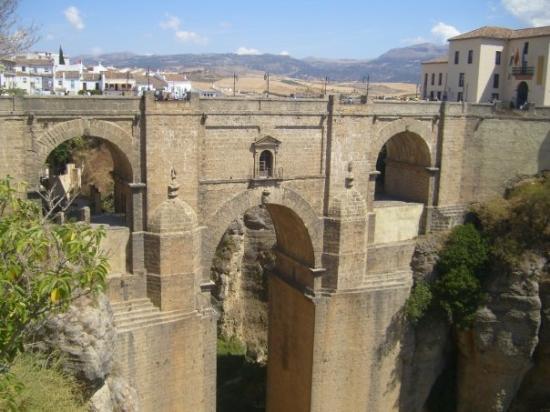 รอนดา, สเปน: Brücke, Ronda