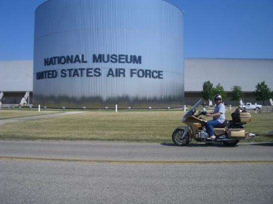 เดย์ตัน, โอไฮโอ: US Air Force Museum in Dayton, Ohio.