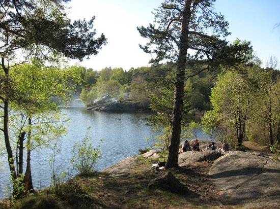 Delsjön