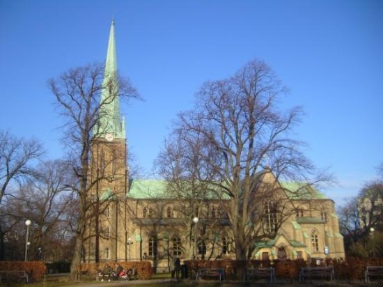 hagakyrkan göteborg karta Hagakyrkan, Göteb  Bild från Göteborg, Västra Götalands län  hagakyrkan göteborg karta
