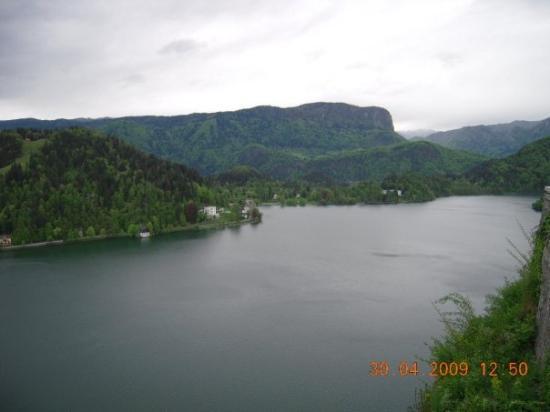 เบลด, สโลวีเนีย: Λίμνη Bled!